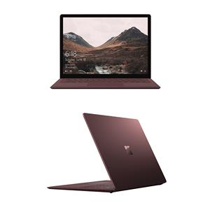 Surface laptop I7 7660U 8GB 256GB 深酒红 中文版