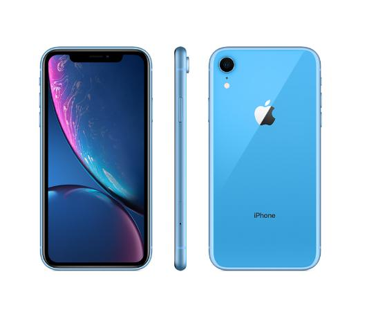 iPhone XR 256G 蓝色